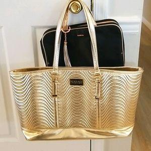 Versace Parfums travel bags
